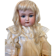 Cabinet sized Kammer and Reinhardt girl doll