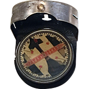 Original Wehrmacht Bézard March Compass,1940