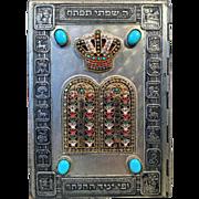 Judaica: Siddur Avodat Israel with English Translation
