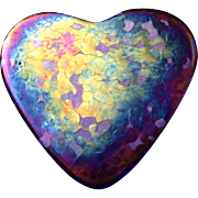 Heart-shaped Paperweight from Robert Held