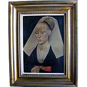 Vintage Giclee Print- Roger Van Der Weyden