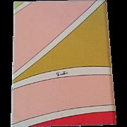 Pucci address book