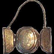 Victorian gold filled clasp for bracelet