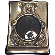 Vintage Sterling child's picture frame