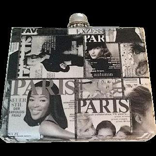 Adorable magazine purse