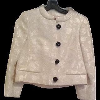 Beautiful Brocade jacket from Bergdorf Goodman
