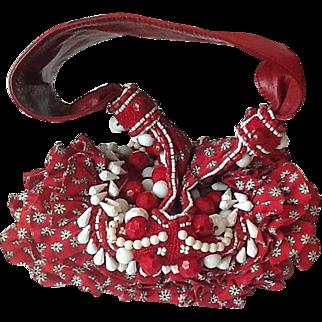 Vintage Mary Francis purse