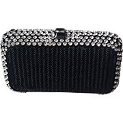 Beautiful black beaded purse