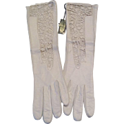 Beautiful vintage kid gloves