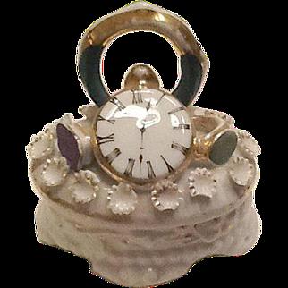 Antique fairing trinket box