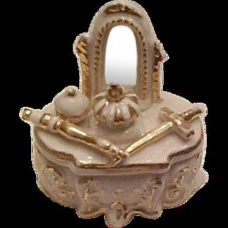 Victorian fairing trinket box