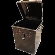 English Metal Ballot Box