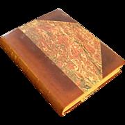 """1911 Edition Book of Hans Christian Anderson """"La Reine des Neiges"""""""