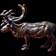 Vienna Bronze Reindeer