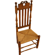 C. 1700 New England Side Chair