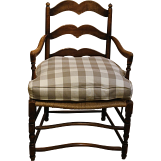 Country French Fauteuil