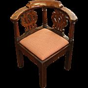 Country English Corner Chair