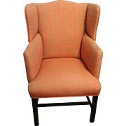 George III Wing Chair