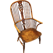 C. 1820 EnglishWindsor Chair