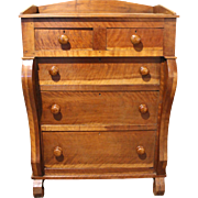 North Carolina Chest of Drawers, c. 1835-45