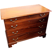 American 4-Drawer Chest, c. 1780