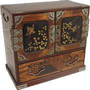 Japanese Miniature Cabinet