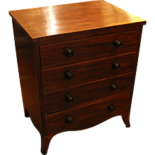 George III Converted Commode