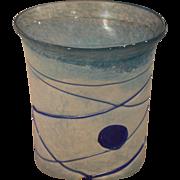 Hand-Blown Vase by Bertil Vallien for Kosta Boda
