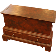 Miniature American Blanket Chest