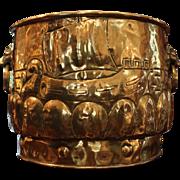 Brass Jardinière