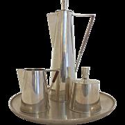 Mid-Century Modern  Peter C. Lear Coffee Service