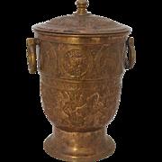 Persian Mid-20th Century Ice Bucket