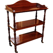 English Butler's Etagere