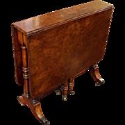 Sutherland Table of Walnut