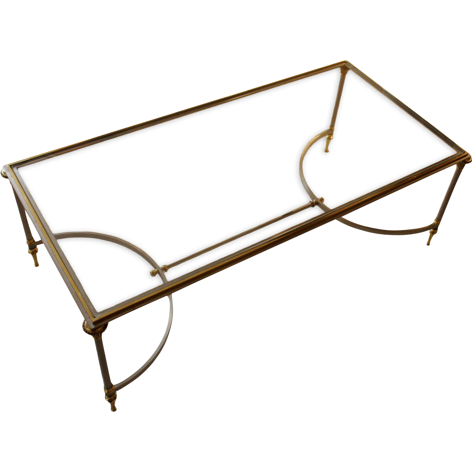 Glass Lime Green Together With Maison Jansen Art Modern Coffee Table