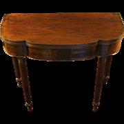 New England Games/Tea Table