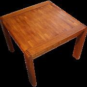 Mid-Century Modern Teak Side Table