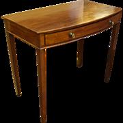 WOT-2250z: Georgian Bowfront Table