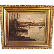"""Village Harbor"""