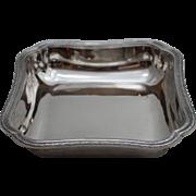 Silver Cartier Vegetable Bowl