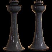 A Pair of Vernon Owen Candlesticks