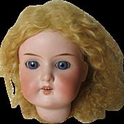 Pretty Florodora Bisque Doll Head