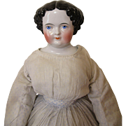 """""""Jenny Comfort""""-Darling Antique China Doll-Boo Boo"""