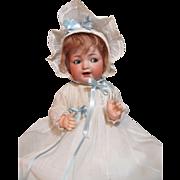 Adorable Antique German All Original Baby Doll-126