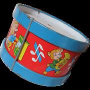 VIntage Ohio Art Toy Drum