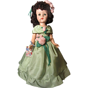 Lovely Vintage Walking Doll-Miss Prom