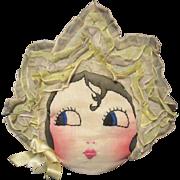 OoLaLa! Flapper Boudoir Pillow-1928