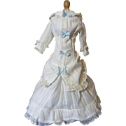 Lovely French Fashion Doll Day Dress