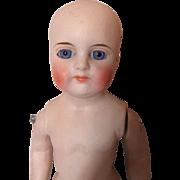 Rare, Beautiful All Bisque Doll-Boo Boo
