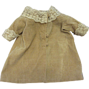 Beautiful Antique Doll Coat